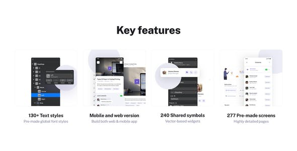 BetaCall - UI Kit for Communication Dashboards and Apps