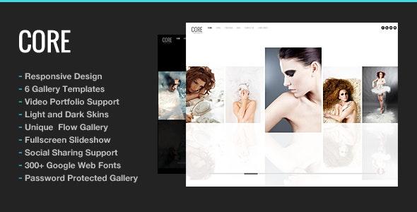 Core | Photography - Photography Creative