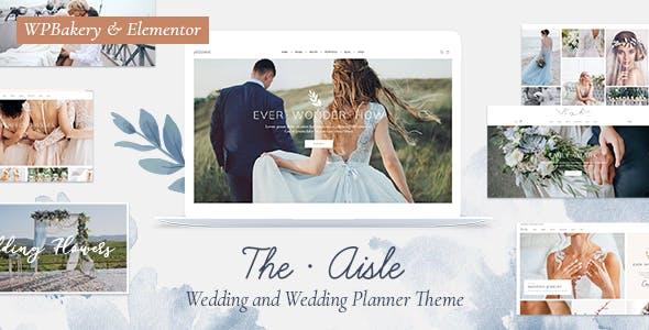 Download The Aisle - Elegant Wedding Theme