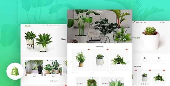 Plantan - Gardening & Houseplants Shopify Theme - Shopify eCommerce
