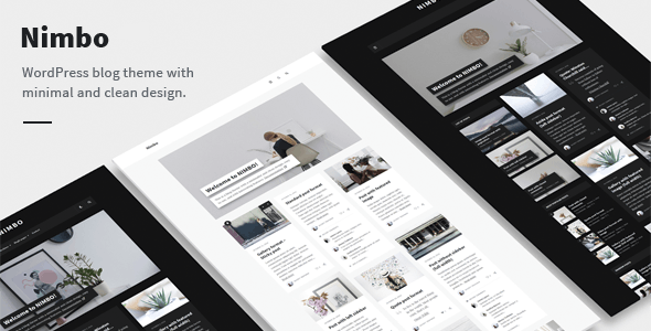Nimbo - Personal WordPress Blog Theme - Personal Blog / Magazine