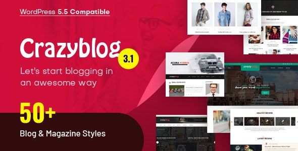 Personal - Best Blog, CV and Video WordPress Theme - 29