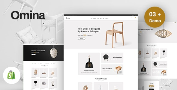 Gts Omina - Multipurpose Sections Shopiy Theme - Shopify eCommerce