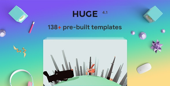 Error Pages 404 Multipurpose - HUGE - 404 Pages Specialty Pages