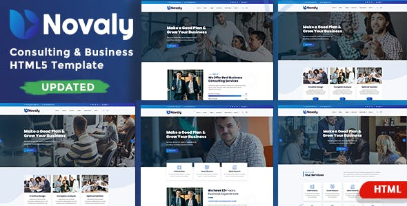 Novaly - Business Consulting