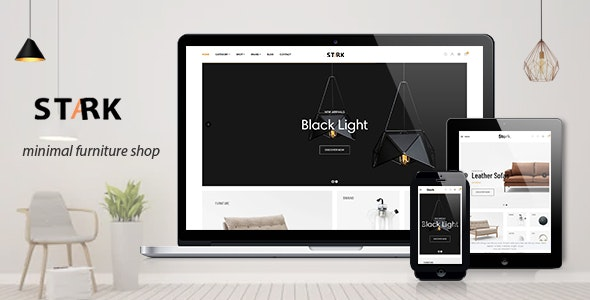 Stark - Home Decor Shopify Theme - Shopify eCommerce