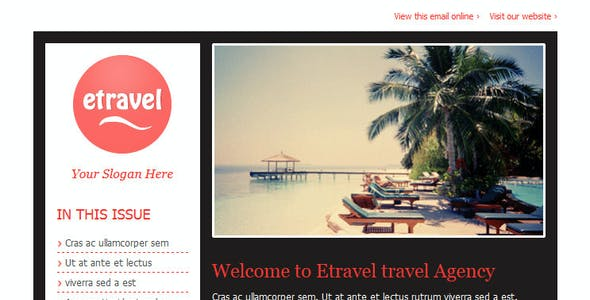 Etravel Email