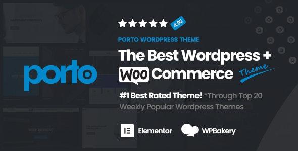 Porto | Multipurpose & WooCommerce Theme - WooCommerce eCommerce