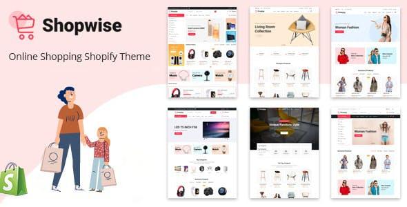 Shopwise eCommerce Shopify Theme