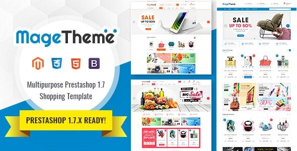 MageTheme - Responsive Prestashop 1.7 Shopping Template - PrestaShop eCommerce