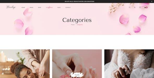 BeShop - Beauty Store Figma UI Template