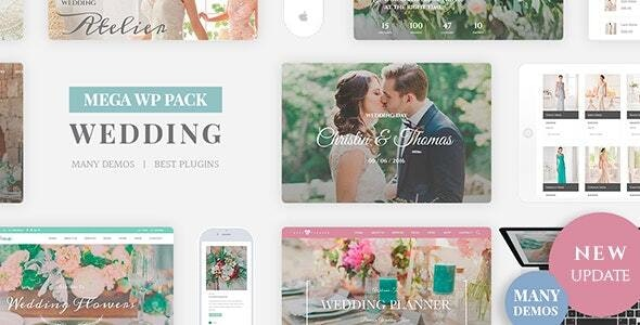 Wedding Industry - Wedding WordPress