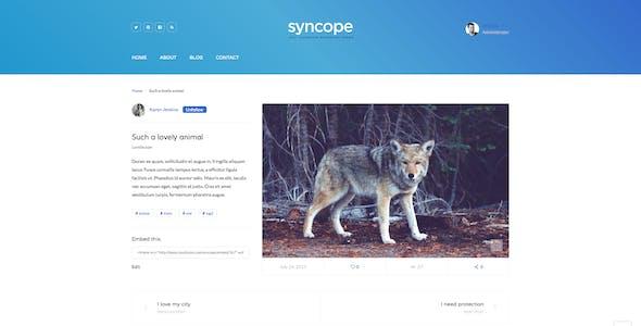 Syncope - Photo Sharing Community