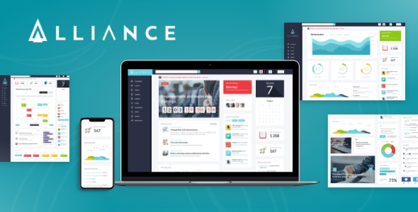 Alliance | Intranet & Extranet WordPress Theme - Directory & Listings Corporate