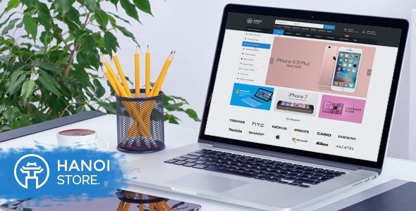 Hanoistore - Supermarket Responsive WooEcommerce WordPress Theme - WooCommerce eCommerce