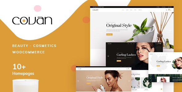 Covan – Cosmetics WooCommerce WordPress Theme - WooCommerce eCommerce