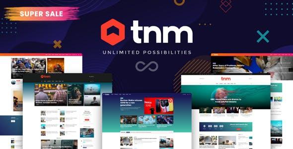 The Next Mag - Ecommerce Magazine WordPress Theme