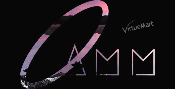 Amm - Multipurpose Joomla Template - VirtueMart Joomla