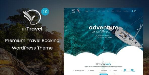 Travel | Fullly functional Tour Booking Management WordPress Theme - Travel Retail