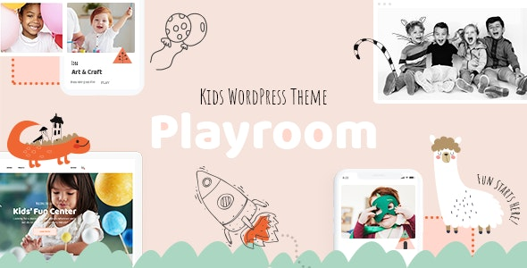 Playroom - Kids Theme - Children Retail