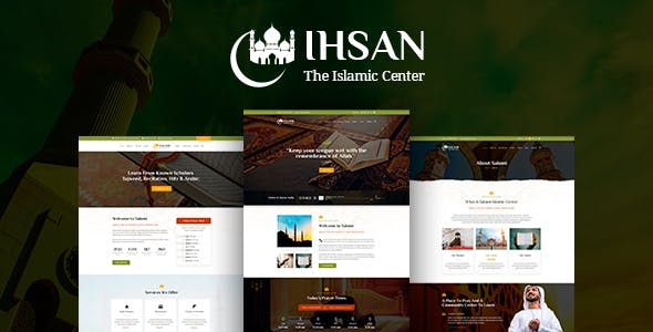 Ihsan - Islamic Prayer Center
