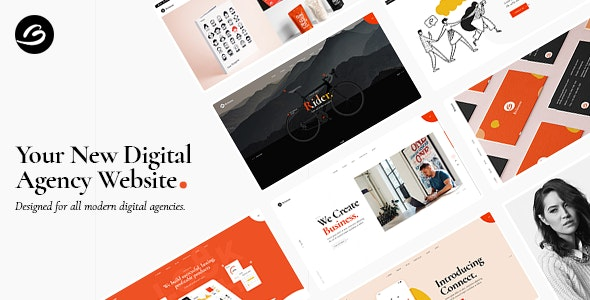 Borgholm - Marketing Agency Theme