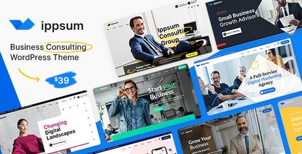 Download Ippsum - Business Consulting
