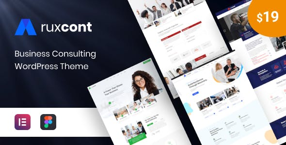 Download Aruxcont - Business Consulting WordPress Theme