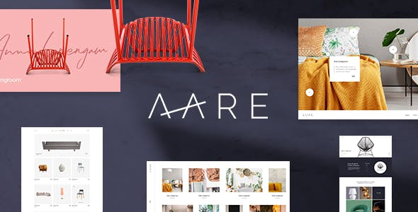 Aare - Furniture Store Theme