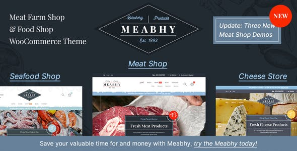 Download Meabhy - Meat Farm & Food Shop