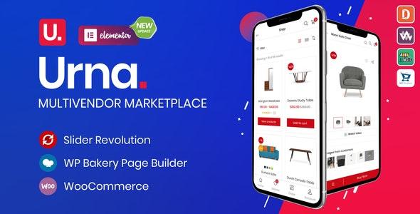 Urna - All-in-one WooCommerce WordPress Theme - WooCommerce eCommerce