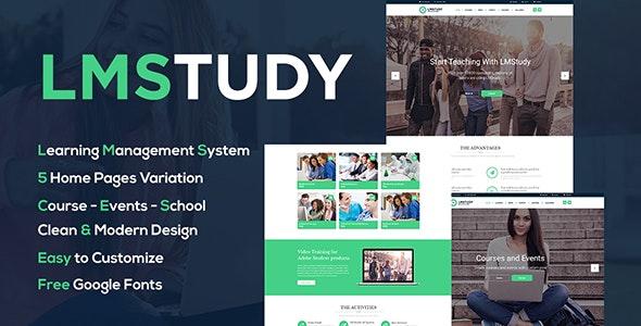 LMStudy - Education LMS WooCommerce Theme - Education WordPress