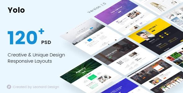 Yolo   Multi-Purpose Creative WordPress Themes - Creative WordPress