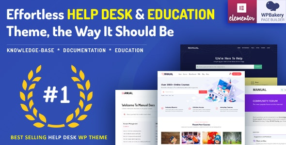 Manual - Documentation, Knowledge Base & Education WordPress Theme - Miscellaneous WordPress