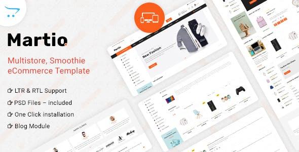 Martio -  Multipurpose Premium Opencart 3 Theme