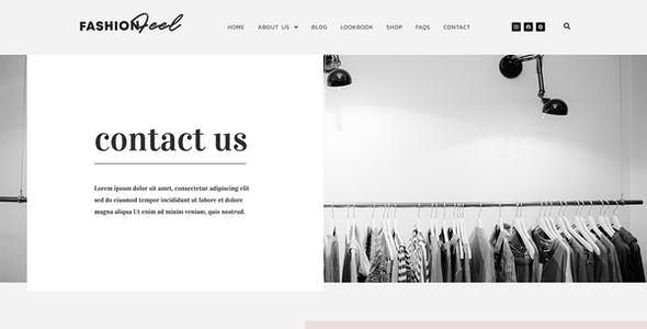 Fashion Feel - WooCommerce Elementor Template Kit