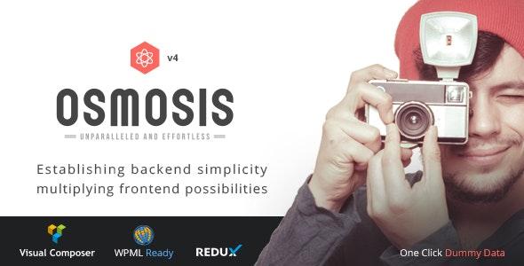 Osmosis - Responsive Multi-Purpose WordPress Theme - Corporate WordPress