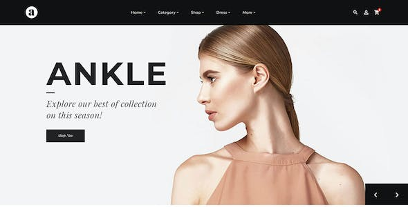 ankle - Boutique OpenCart Multi-purpose Responsive Theme