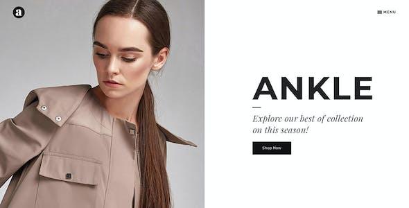 ankle - Boutique OpenCart Multi-purpose Responsive Theme