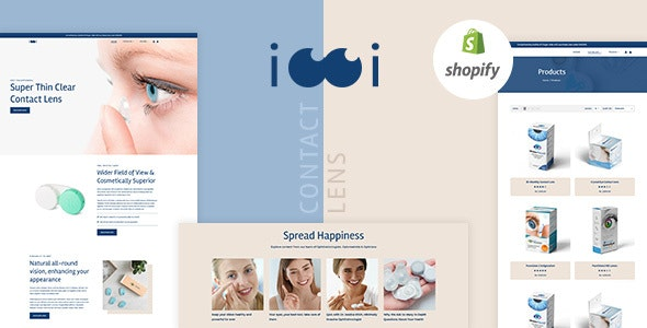 iooi - Single Medical Products Shopify Theme - Health & Beauty Shopify