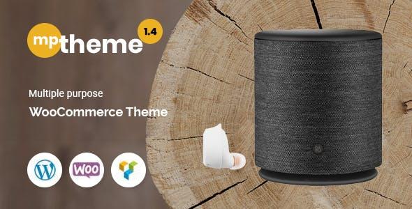 Mptheme - Tech Shop WooCommerce Theme