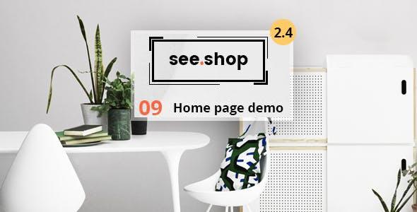 See Shop Furniture - Interior RTL Responsive WooCommerce WordPress Theme