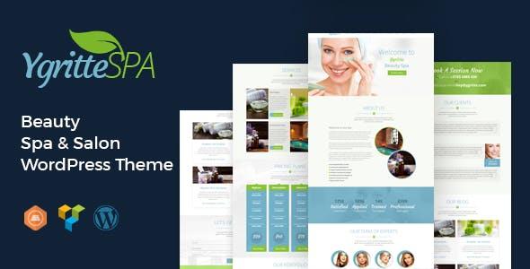 Ygritte Spa - Beauty Salon WordPress Theme
