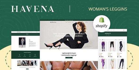 Havena - Modern Women Shop Shopify Theme - Fashion Shopify