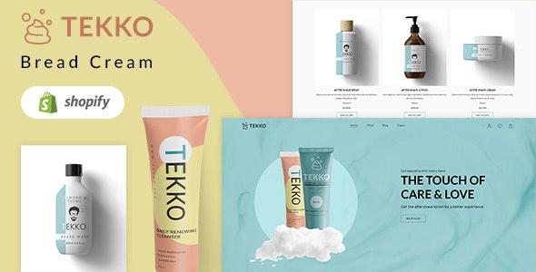 Tekko - Beard Oil & Salon Spa Shopify Theme - Health & Beauty Shopify