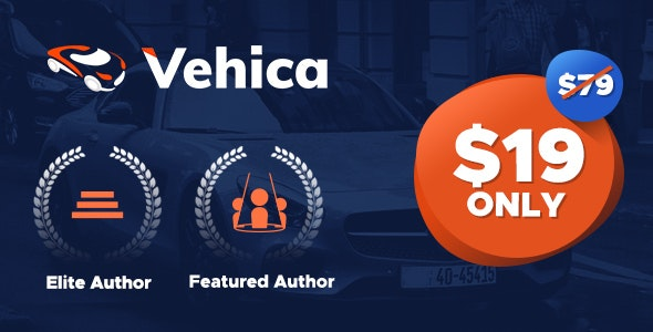 Vehica - Car Directory & Listing - Directory & Listings Corporate