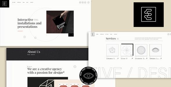 MENGO - Agency Portfolio HTML5 Template - Resume / CV Specialty Pages