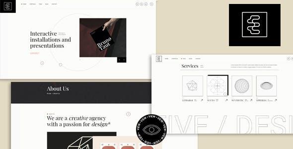 MENGO - Agency Portfolio HTML5 Template