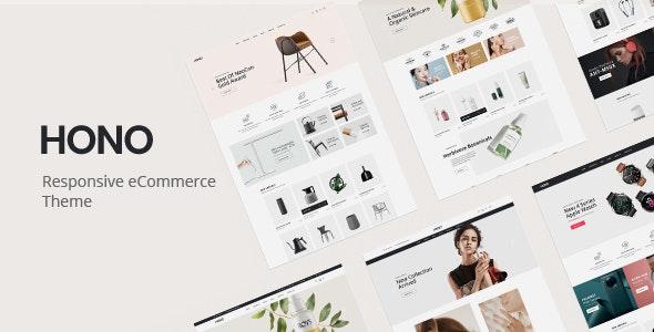 Hono v1.0.3 – Multipurpose WooCommerce WordPress Theme