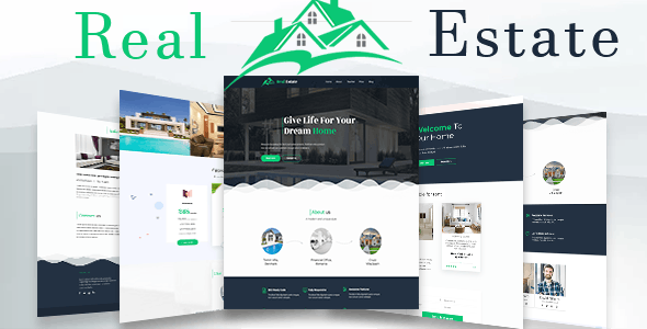 Real Estate - unbounce Landing page